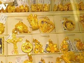 Vàng trong nước đảo chiều giảm giá