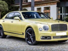 Cận cảnh siêu xe Bentley Mulsanne 50 tỷ đồng của CEO Nguyễn Phương Hằng