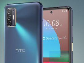 HTC Desire 21 Pro 5G âm thầm ra mắt - Pin khủng 5,000 mAh