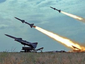 Tên lửa Israel 'bất lực' trước hệ thống phòng không S-75 ở Syria?
