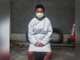 1 người Trung Quốc trốn sang Đài Loan để 'tìm tự do'