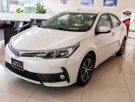Toyota Corolla Altis bị triệu hồi lần ba do lỗi bơm nhiên liệu