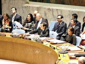 Việt Nam chính thức đảm nhiệm vai trò Chủ tịch HĐBA Liên hợp quốc lần thứ hai