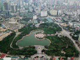 Điều chỉnh địa giới hành chính giữa 3 quận ở Hà Nội