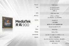 MediaTek ra mắt Dimensity 900: quy trình 6nm, hỗ trợ 5G, rất hứa hẹn