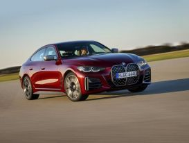 BMW ra mắt Series Gran Coupe mới
