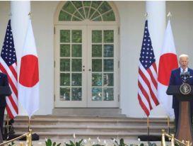 Thủ tướng Suga cam kết đưa quan hệ đồng minh Mỹ-Nhật 'lên tầm cao mới chưa từng có tiền lệ'