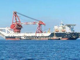 Thi công Nord Stream-2 xuất hiện điều bất thường