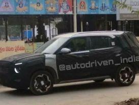 Hyundai hé lộ SUV mới mang tên Alcazar