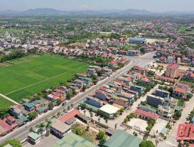 Phê duyệt điều chỉnh, mở rộng quy hoạch chung xây dựng thị trấn Bút Sơn
