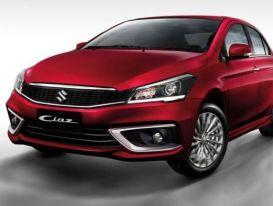 Suzuki Ciaz 2021 ra mắt với nội thất nâng cấp, giá không đổi