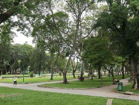 Tp. Hồ Chí Minh tăng thêm công viên, cải thiện mảng xanh đô thị