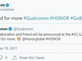 HONOR 50 series chính thức xác nhận sẽ đi kèm chip Snapdragon 778G