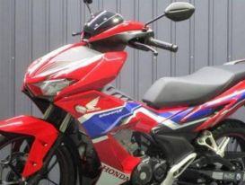 Honda Winner X bày bán tại Nhật Bản, giá từ 49,5 triệu đồng