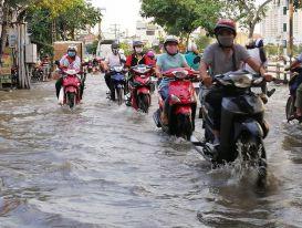 TP.HCM sắp khởi công 12 dự án chống ngập