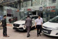 Ô tô Trung Quốc tăng tốc nhập khẩu về Việt Nam, lượng xe chỉ sau Thái Lan