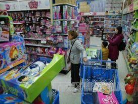 Doanh số bán lẻ của Mỹ tăng thấp hơn dự kiến