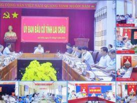 Lai Châu đẩy mạnh các hoạt động tuyên truyền về bầu cử
