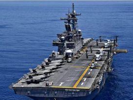 Bắc Kinh cảnh báo 'tai nạn quân sự' nếu tàu Mỹ vào Biển Đông