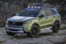 Kia ra mắt hai bản độ off-road cho Sorento mới