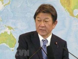 Nhật Bản quan ngại sâu sắc về các động thái của Trung Quốc ở Biển Đông