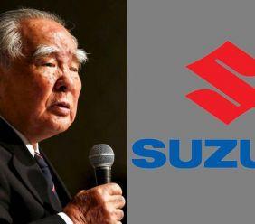 Chủ tịch 91 tuổi từng tuyên bố không nghỉ hưu của Suzuki từ chức