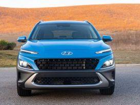 Hyundai Kona bản nâng cấp ra mắt tại thị trường Mỹ