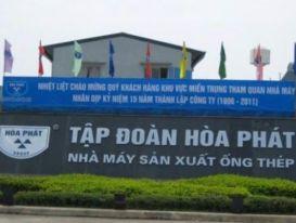 Con trai tỷ phú Trần Đình Long muốn gom 5 triệu cổ phiếu HPG