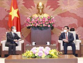 Hợp tác giữa Quốc hội Việt Nam, Trung Quốc đi vào chiều sâu, hiệu quả