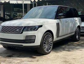 Cận cảnh Range Rover Autobiography LWB 2021 hơn 8 tỷ tại Hà Nội