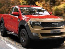 Chi tiết Ford Ranger sử dụng nhiên liệu Hydro, giá hơn 3 tỷ đồng