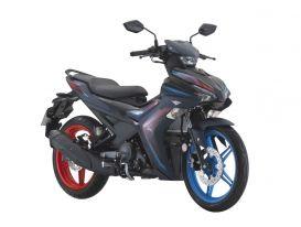 Yamaha Exciter 155 phiên bản giới hạn ra mắt tại Malaysia