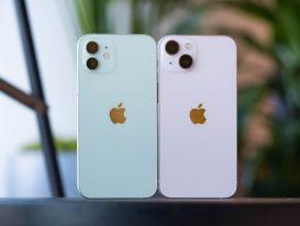 iPhone 13 mini chụp ảnh đẹp hơn iPhone 12 Pro