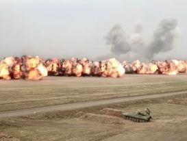 Mỹ lo vũ khí mới của Nga có thể diệt cả tiểu đoàn thiết giáp trong 10 giây