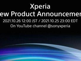 Sony sắp ra mắt thiết bị Xperia mới vào cuối tháng 10