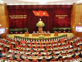 Ngày làm việc thứ ba Hội nghị lần thứ 4 BCH Trung ương Đảng khóa XIII