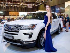 Tốp 10 xe bán ế tháng 9: Ford Explorer bất ngờ góp mặt