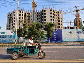 'Bom nợ' Evergrande đe dọa kinh tế Trung Quốc