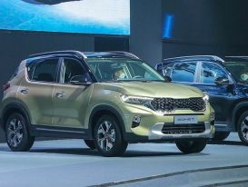 Cận cảnh KIA Sonet từ 499 triệu tại Việt Nam. 'đấu' Toyota Raize