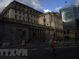 Thống đốc BoE: Kinh tế Anh cần nhiều thời gian hơn để phục hồi