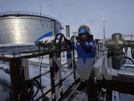 Fitch: Nguồn thu từ dầu khí của Nga có thể tăng 70% trong năm 2021