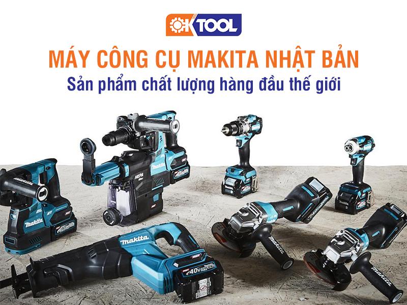 Máy công cụ Makita