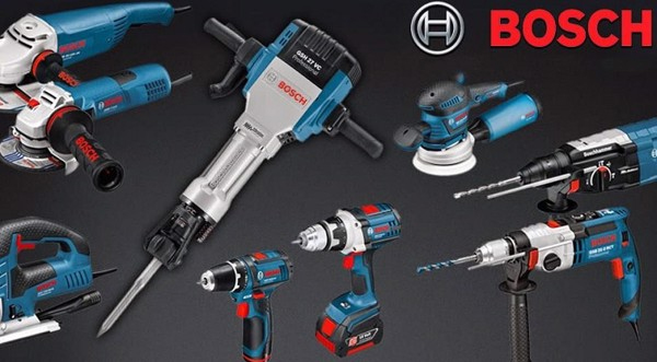 Máy công cụ thương hiệu Bosch