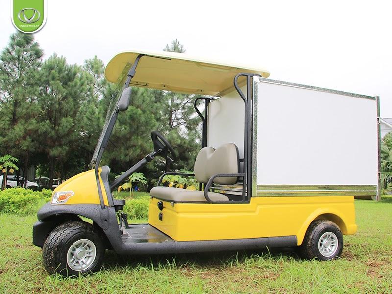 Xe điện chở hàng - Lựa chọn tối ưu cho các nhà máy