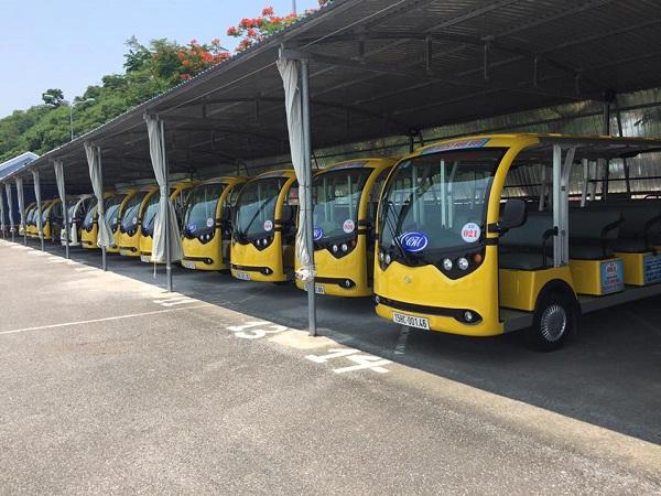 Xe điện Vn Electric Car Tùng Lâm – Xe điện bốn bánh Việt Nam được đăng kiểm bởi Bộ GTVT
